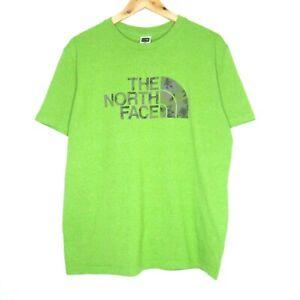 The North Face Mens Big Foot Green T-Shirt Size US M