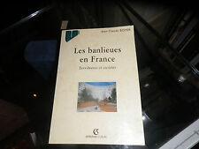 Les banlieues en France, Jean-Claude Boyer