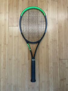 "Wilson Blade 98 - V7 - 16x19 - Tennis Racket - 4 1/4"""