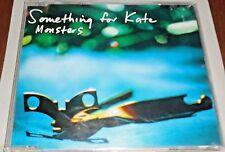 SOMETHING FOR KATE - MONSTERS -5 TRACK CD-
