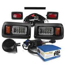 CLUB CAR DS GOLF CART DELUXE STREET LEGAL ALL LED Light Kit 1993-UP