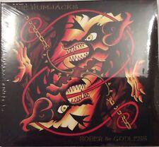 The Rumjacks – Sober & Godless CD  Punk, Folk Rock, Oi