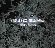 GRAND MAGUS - WOLF'S RETURN NEW CD