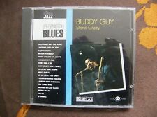 CD BUDDY GUY - Stone Crazy / Les Génies Du Blues - Editions Atlas