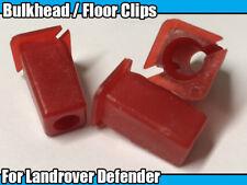 20x Floor Panel Fixing Captive Grommet Locknut Nut Clip For Land Rover Defender