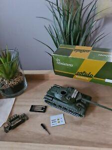 Solido hachette militaire Char AmX 30T France