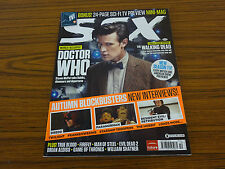 SFX Magazine: October 2012: Doctor Who, The Walking Dead, ParaNorman
