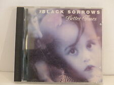 CD ALBUM THE BLACK SORROWS Better times 472149 2