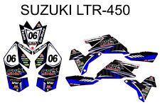 Suzuki LTR 450  ATV Quad Graphic Kit
