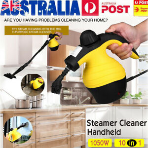 1050W Handheld Handy Steam Cleaner Floor Carpet Steamer Ovens Washer Pressure