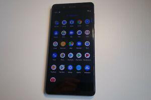 Nokia 8 - TA1012  128GB - Black  (Unlocked) Smartphone