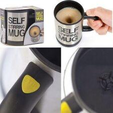 Taza Mezcladora-Agitadora de Acero inoxidable 350 ml, cafe, té, leche,cocina,etc
