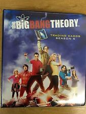 The Big Bang Theory Season 5 Official Cryptozoic Binder