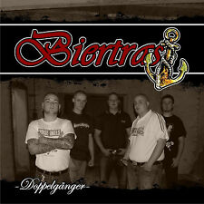 BIERTRAS - DOPPELGÄNGER (CD) NEU Oi Punk Skinhead Rock´n`Roll Oi-Punk Herzblut