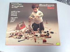 Vintage anni 70#BERO TOYS MECCANO LEGNO Giocolegno nuovo in box