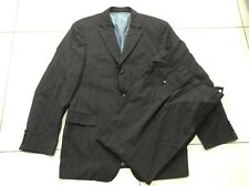"MEns Black HUGO BOSS Suit Chest 44"" Trousers 36"""