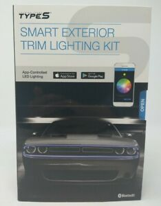 TypeS Smart exterior trim lighting kit #4856