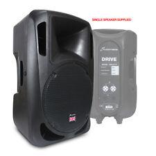 "Studiomaster DRIVE Series 12"" Passive Portable Live Sound PA DJ Speaker 250W RMS"