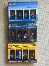 LEGO Bricktober Minifigures (3-Pack) 5005254 Harry Potter Super Heroes city