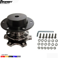 Quick Release Snap Off Hub Adapter fits Car Sport Steering Wheel For Seat 70MM