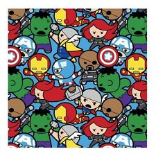 Kawaii Marvel All In The Pack 60589 100% cotton fabric by the yard