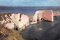 B87599 old harry rocks near studland dorset uk