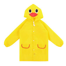 Waterproof Kids Raincoat For Children Rain Coat Rainwear/Rainsuit Student Poncho