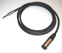 3m Sommercable GALILEO / HighEnd Verlängerungskabel für Kopfhörer / 6,3mm Klinke