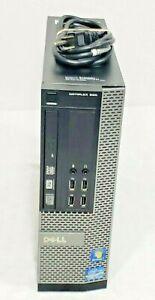 Dell Optiplex 990 Small Form Factor SFF Desktop PC i5-2400 4GB RAM no HDD