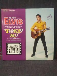 Elvis  – Tickle Me FTD  2 × Vinyl, LP, Album, Limited Special Edition Mint RARE