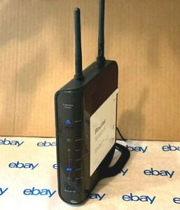 BELKIN Model: F5D8236-4 V1 Wireless G MIMO 54 Mbps 4-Port Router