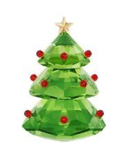 Swarovski Christmas Tree, Green Crystal Authentic MIB 5223606