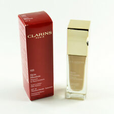Clarins Skin Illusion SPF10 Natural Radiance Foundation #103 IVORY - Size 30mL