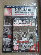 Fußball EM Klassiker 1 Viertelfinale 1972 England-Deutschland 1:3 DVD NEU Folie
