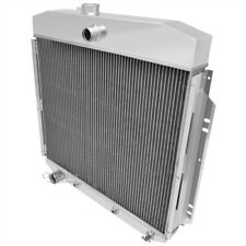 Champion Cooling Systems CC5760FD All-Aluminum Radiator 1957-1960 Ford F-100 Cha