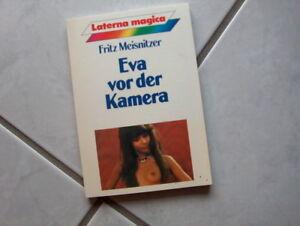 Laterna Magica - Eva vor der Kamera Meisnitzer 1988
