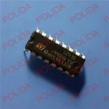 5PCS Push-Pull Four-Channel Motor Driver IC ST DIP-16 L293D