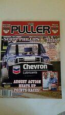 NTPA THE PULLER OCTOBER 2005, SCOTT PHILLIPS YANKEE BLUE