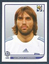 PANINI-SOUTH AFRICA 2010 WORLD CUP- #180-GREECE/CELTIC-MAN CITY-GEORGIOS SAMARAS