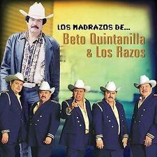 Los Madrazos de los Razos y Beto Quintanilla by Los Razos (CD, Aug-2003, WEA...