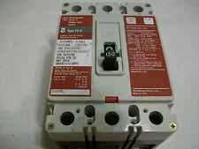 CUTLER-HAMMER CIRCUIT BREAKER FD3150K  3P, 150A, 600V