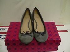 Women's tory burch shoes chelsea 45mm wedge suede size 5.5 us