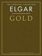 Elgar Gold The Essential Collection Sheet Music The Gold Series Book N 014012885
