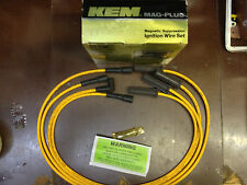 KEM Wire Set KEM Wire Set 11-4072M Beretta Cavalier Corsica 1992 1993 2.2L (4)