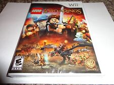 LEGO The Lord of the Rings  (Wii, 2012) new