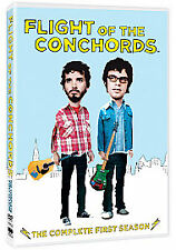 Flight Of The Concords Complete First Season DVD