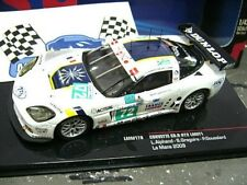 CHEVROLET Corvette C6 R Le Mans 2009 Alphand #72 IXO Sonderpreis 1:43