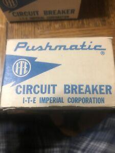 ITE Pushmatic P140 breaker