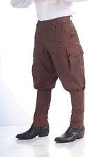 Nuevo Disfraz-Steampunk Pantalones