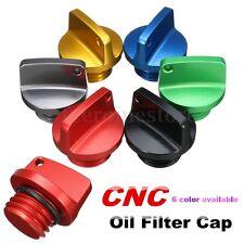 CNC Aluminum Oil Filler Cap Plug For Honda Ducati Yamaha Kawasaki Ninja Triumph